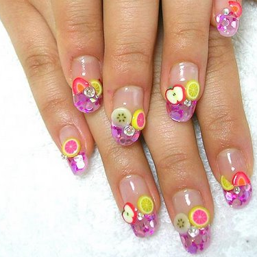 Hello Kitty Nail Designs Nail Art Design