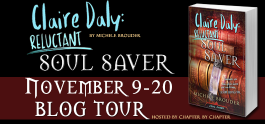 http://www.chapter-by-chapter.com/tour-schedule-claire-daly-reluctant-soul-saver-by-michele-brouder/