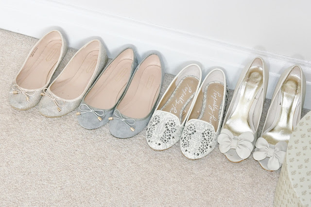 Katherine Penney Chic Bedroom Details Pastel Summer Pretty Shoes Heels