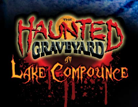 The Haunted Graveyard at Lake Compounce