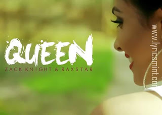 Queen Lyrics - Zack Knight