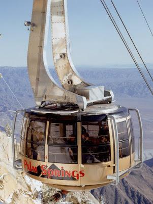 Tramway Rotating Aerial Rides