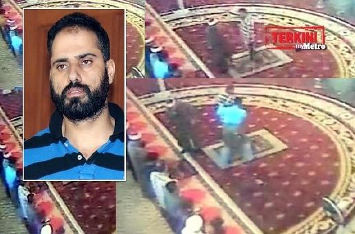 Denda RM12 ribu untuk lelaki tampar imam Masjid Negara