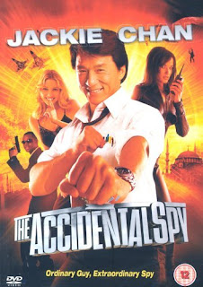 The Accidental Spy 2001 Movie Hindi Dubbed HDRip 720p [950MB]