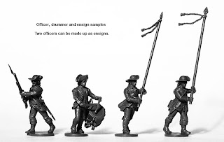 Perry Miniatures American War of Independence British Infantry AW200