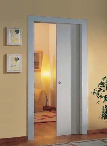 Arredamento e dintorni le porte a scomparsa - Montaggio controtelaio porta ...