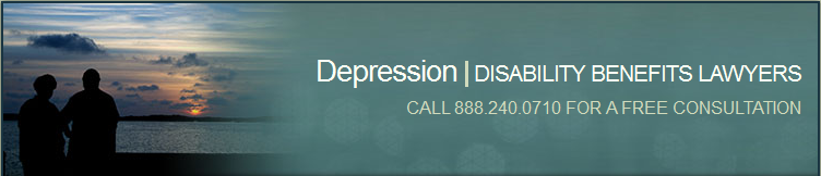 Depression Disability Benefits