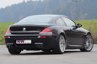 Bmw M6 Black Color