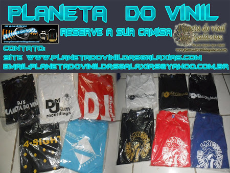CAMISAS PARA DJs  A VENDA