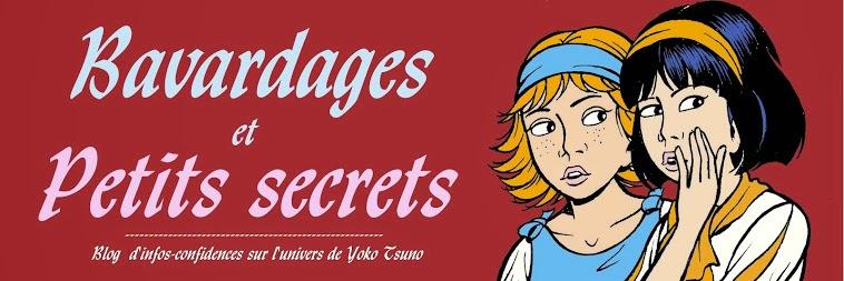 Bavardage et petits secrets