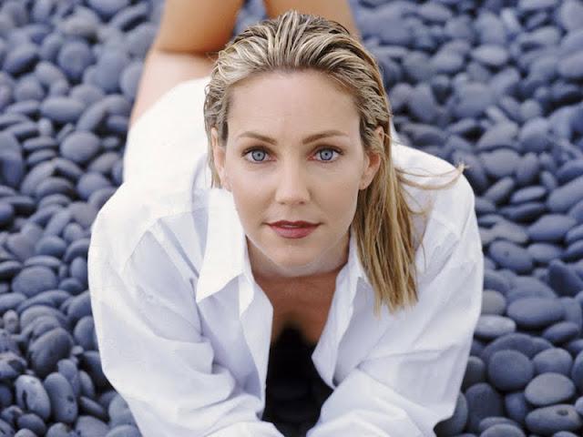 Actress Heather Locklear