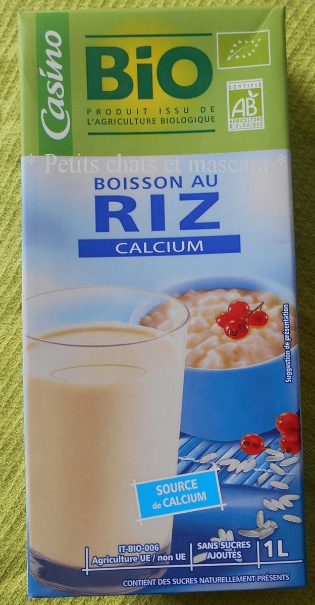 boisson riz calcium casino