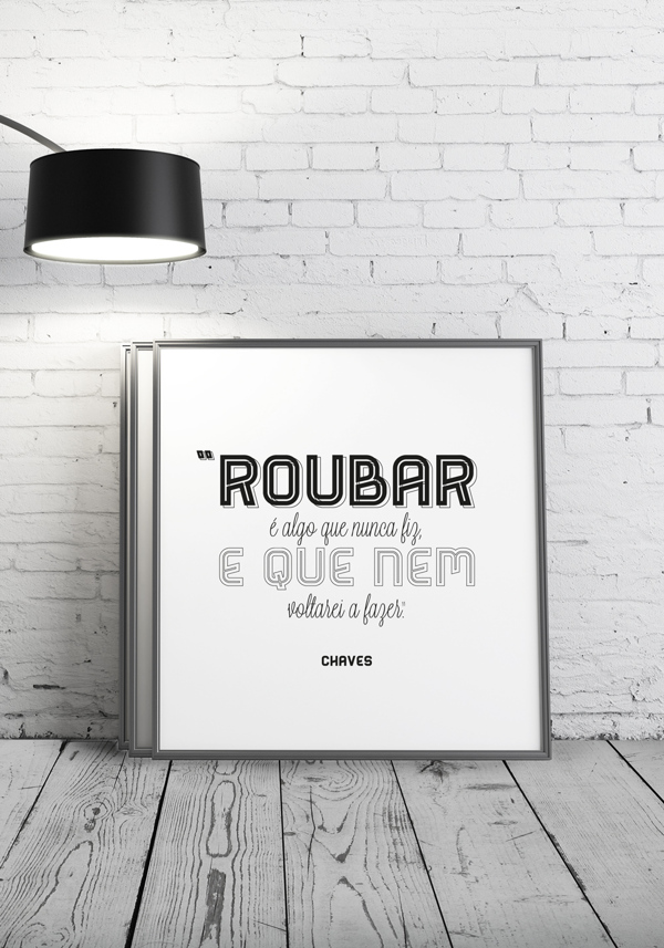 Frases do seriado Chaves