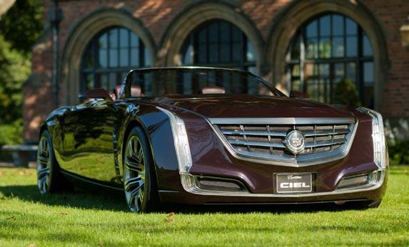 12 Cylinder: Cadillac Ciel