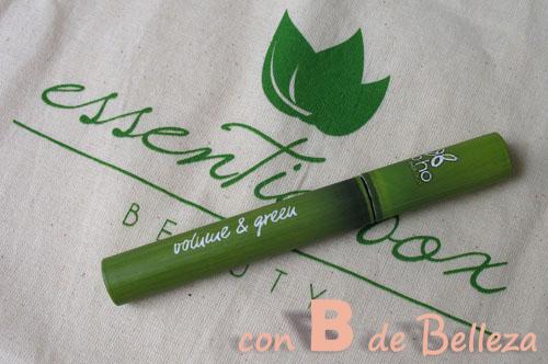 Máscara pestañas Boho green