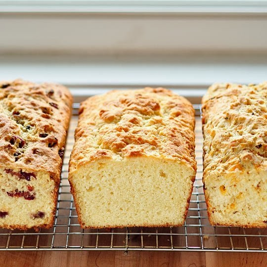 How to Make Buttermilk Quick Bread: With 10 Different Variations | Boy ...