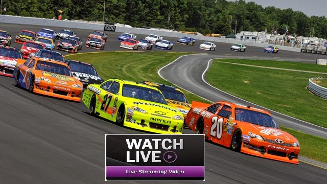 how to watch nascar live and for free