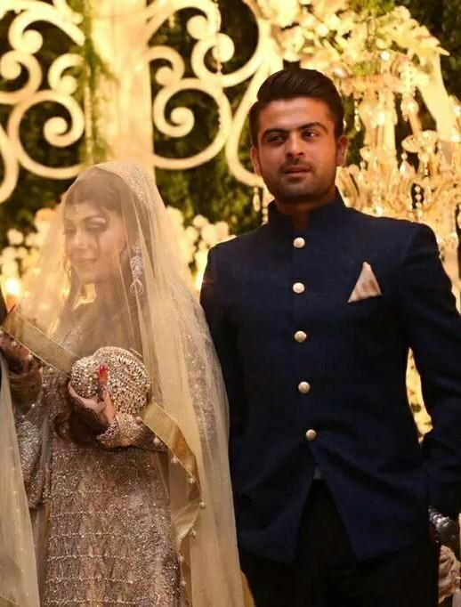 Also See Ahmed Shehzad Wedding Barat Pictures