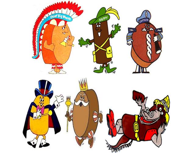 Hostess Mascots Names
