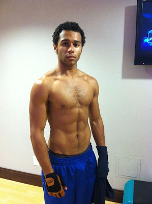Corbin Bleu Shirtless