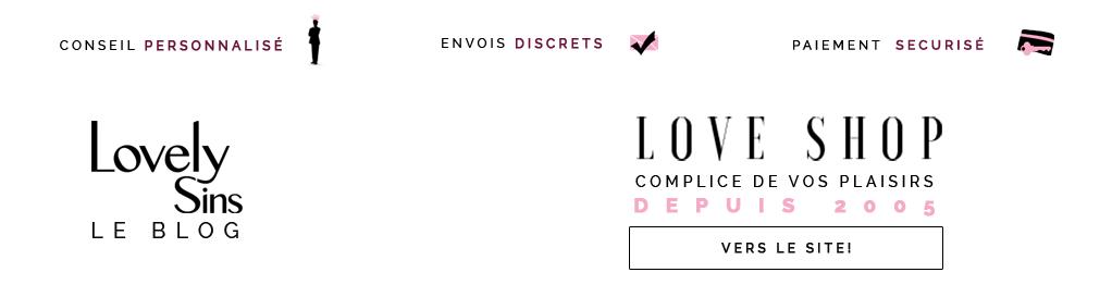Lovely Sins love shop