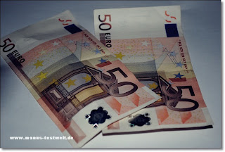 Euroscheine wachsen nicht am Baum