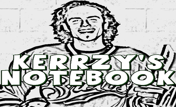 Kerrzy&#39;s Notebook