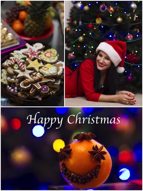 Getting ready for Christmas!  - Happy Xmas! Wesołych Świąt życzę Wszystkim!