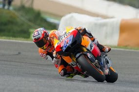 Stoner Want Better in Racing