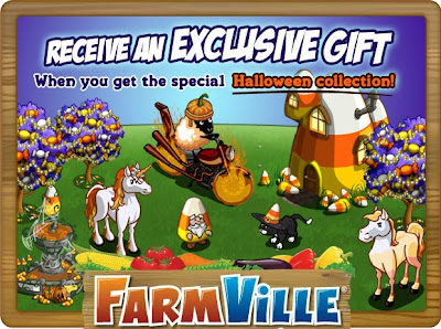 FarmVille Halloween Collection 2011