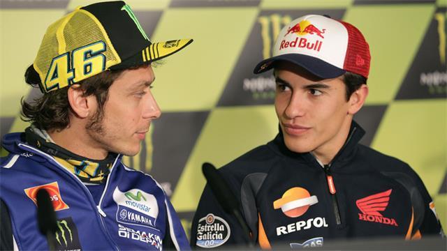 Marquez: Lorenzo Lebih Layak Jadi Juara, Rossi Tidak