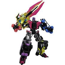 Pre-order - Takara Tomy Transformers Unite Warriors UW-EX Megatronia