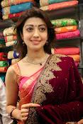 Pranitha glamorous photos at VRK Silks-thumbnail-2