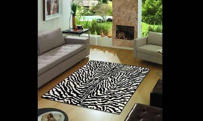 Tapetes minha casa for Zebra tapete