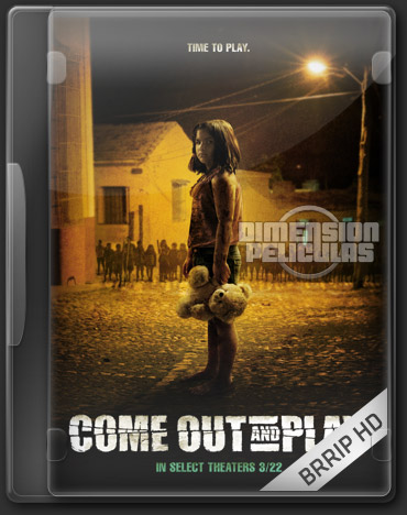 Come out and play (BRRip HD Inglés Subtitulada) (2012)