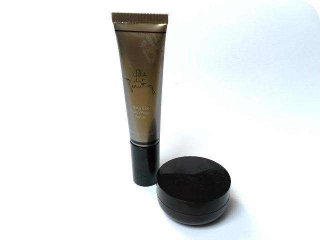 A picture of Wild About Beauty Botanical Skin Prep and Wild About Beauty Mattifying Balm