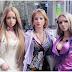 Gambar Gadis Barbie Dan Keluarganya! Gambar Mereka Pasti Mengejutkan anda