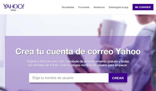 Como crear tu cuenta en el Nuevo Yahoo Mail