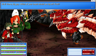 Download Game Epic Battle Fantasy 4 Premium PC Free