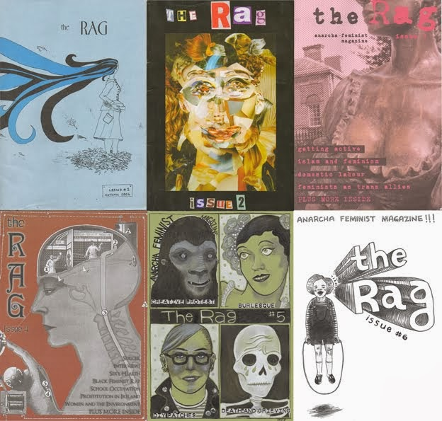 The Rag, Issues 1 to 6