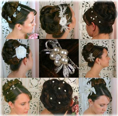 Cheap Wedding Hair Accessories on Jewelry Accessories World  Hair Clips For Weddings