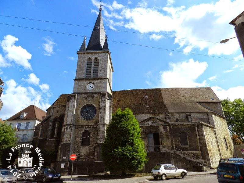 La france medievale lons le saunier 39 eglise saint d sir - Office du tourisme de lons le saunier ...