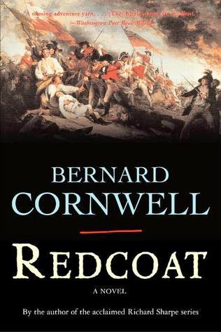 Redcoat by Bernard Cornwell