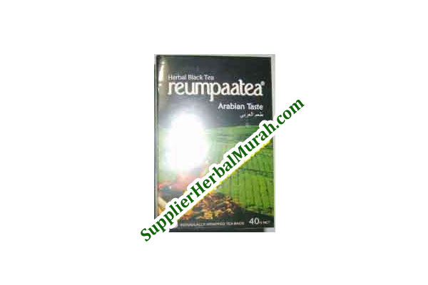 Herbal Black Tea REUMPAATEA Arabian Taste