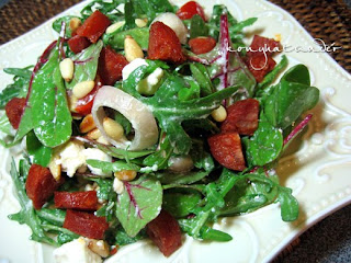 feta-chorizo-green-salad