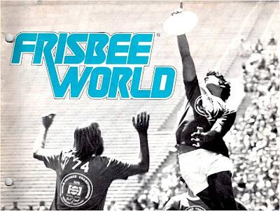 frisbee world