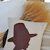 Pilgrim Boy Pillow Covers and a Winner
