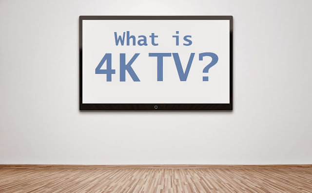 what is 4k TV