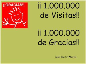 1.000.000 de visitas