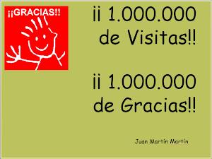 1.000.000 de visitas
